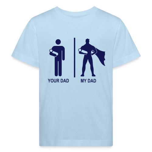 Game shirt - Lasten luonnonmukainen t-paita