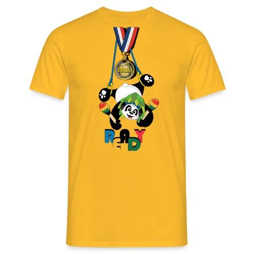 panda Jeux été - T-shirt Homme