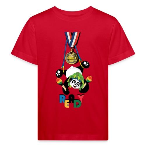 panda Jeux été - T-shirt bio Enfant