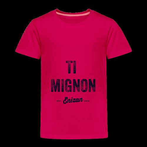 ENIZAN Ti Mignon - T-shirt Premium Enfant