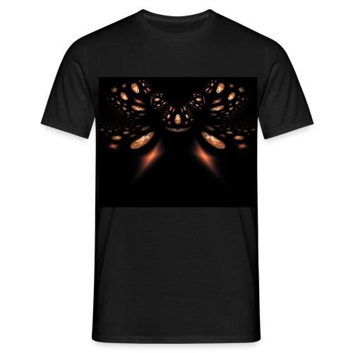 Alien Butterfly - Men's T-Shirt