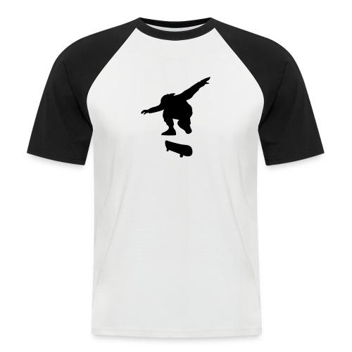 Skater - Männer Baseball-T-Shirt