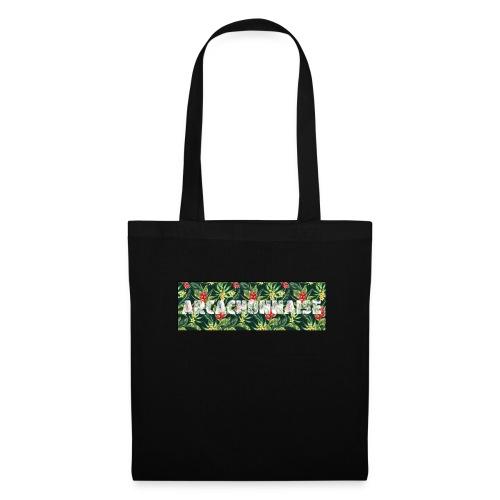 Tote bag noir ARCACHONNAISE - Tote Bag