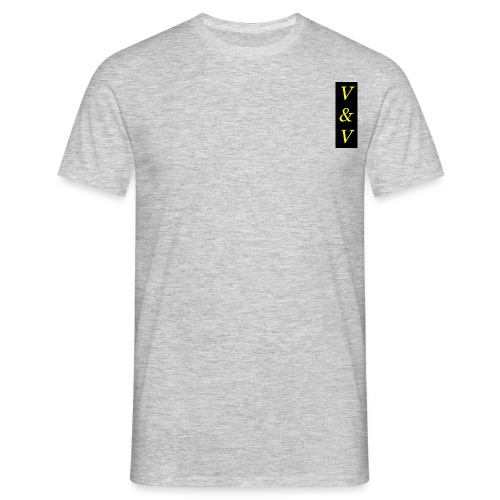 Koszulka męska V&V - Koszulka męska