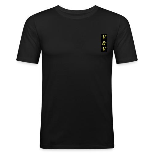 Obcisła koszulka męska V&V - Obcisła koszulka męska