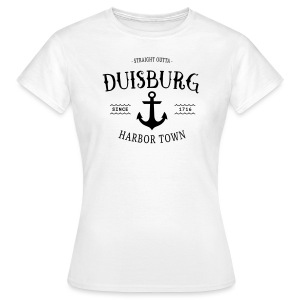 Iron Anchor - Frauen T-Shirt