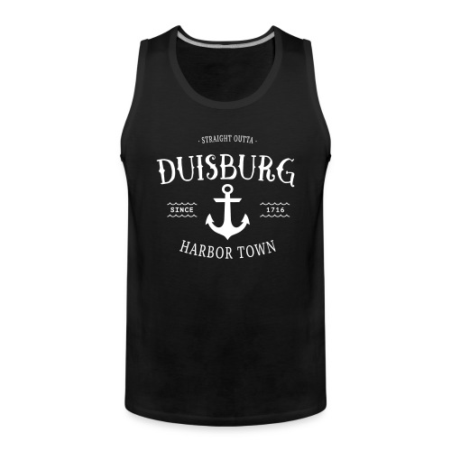 Iron Anchor - Männer Premium Tank Top