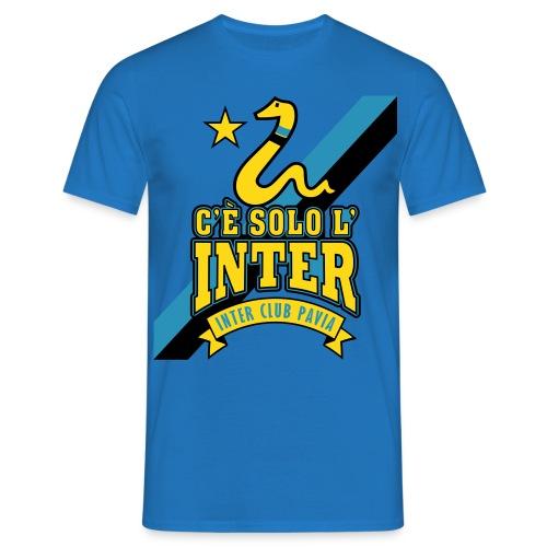 Tshirt Inter Club C'è solo l'Inter - Maglietta da uomo