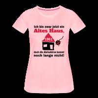 Baujahr 1961 Frauen T-Shirt