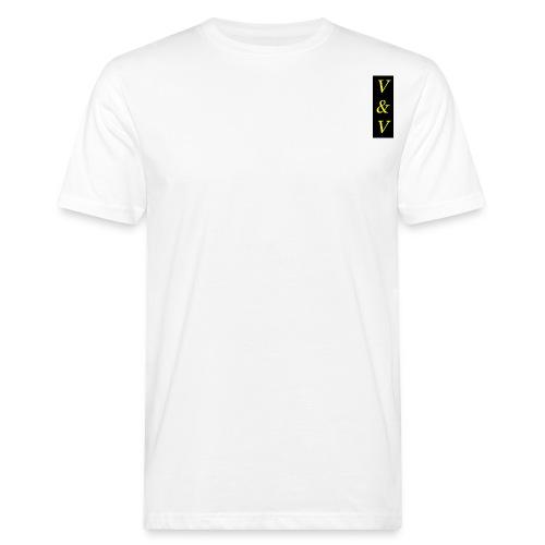 Ekologiczna koszulka męska V&V - Ekologiczna koszulka męska