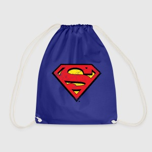 Superman S-Shield Logo vintage - Jumppakassi