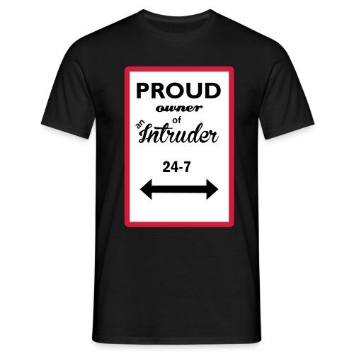 Proud Owner 2 - T-shirt herr