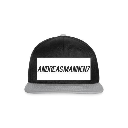 Caps med Andreasmanenn7 logo - Snapback-caps