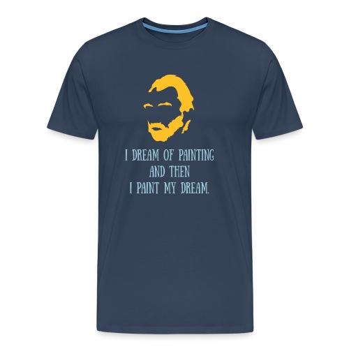 Van Gogh Dreaming - Men's Premium T-Shirt