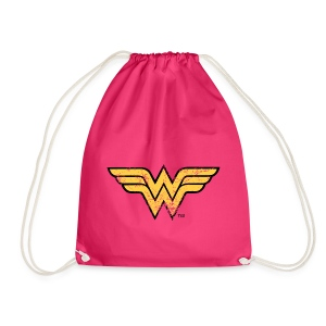 Justice League Wonder Woman Logo vintage - Jumppakassi
