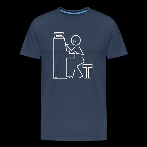 Composer - Men's Premium T-Shirt