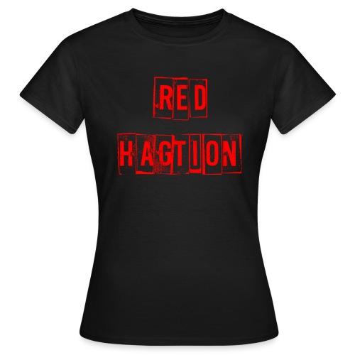 RED FOUR GIRL - T-shirt Femme