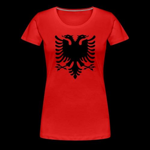 Albanien Shirt (Damen) - Frauen Premium T-Shirt