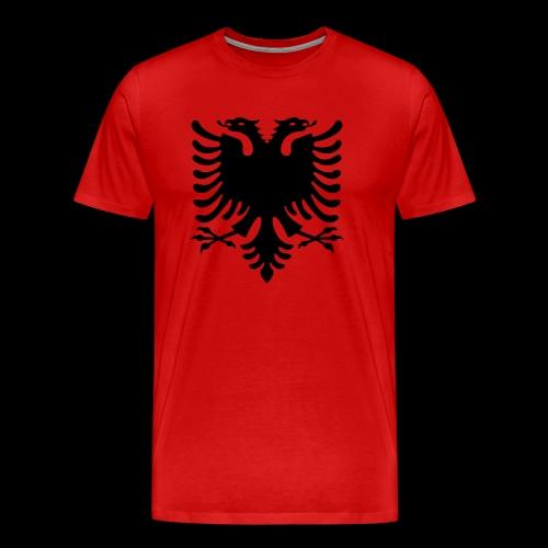 Albanien Shirt (Herren) - Männer Premium T-Shirt