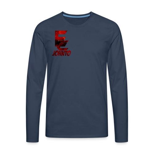 Johnto's long sleeve  - Men's Premium Longsleeve Shirt