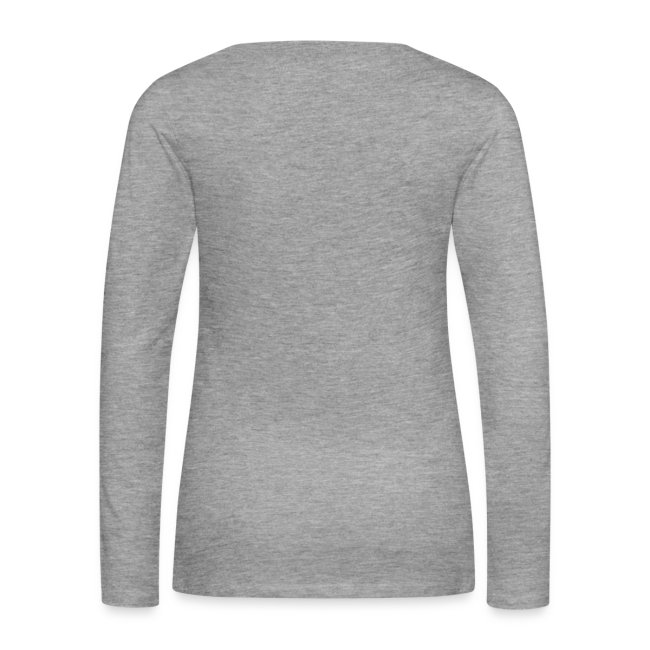 Premium Long Sleeve T-shirt Curlicious