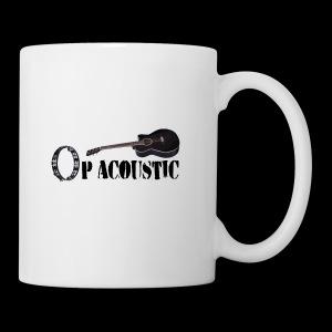 Op Acoustic mug - Mug