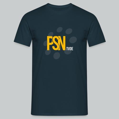 PoisonTV Dark Blue T-Shirt - Men's T-Shirt