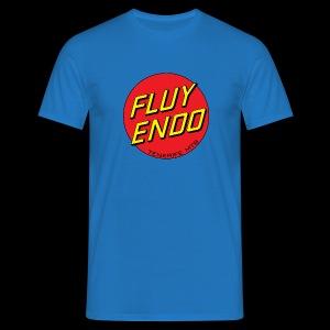 Fluyendo SC Tee - Summertime Blue - Men's T-Shirt