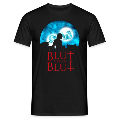 Blut gegen Blut - Männer T-Shirt - Männer T-Shirt