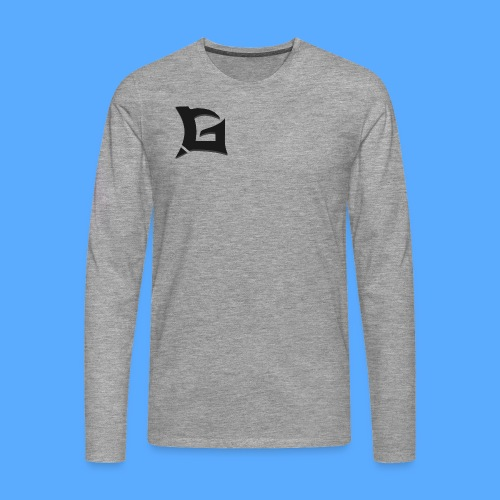 Gaz Premium Long Sleeve T-Shirt  - Men's Premium Longsleeve Shirt