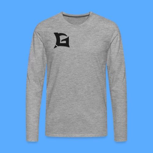 Gaz Premium Long Sleeve T-Shirt  - Men's Premium Longsleeve Shirt