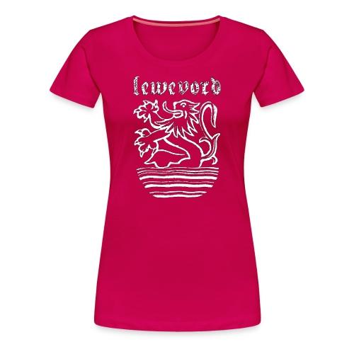 Lewevord Shirt - Frauen Premium T-Shirt