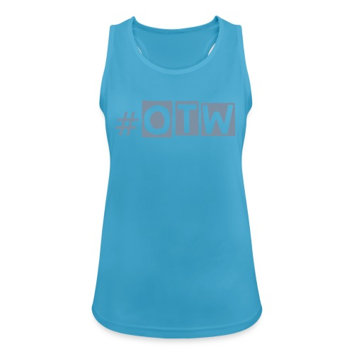 Ladies technical OTW Tank Top (George sent me) - Women's Breathable Tank Top
