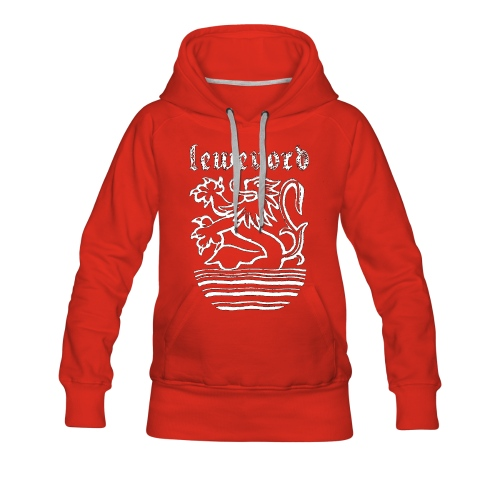 Lewevord Kapuzenpulli - Frauen Premium Hoodie