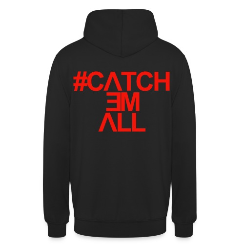 Catch em All Team Red Pullover Unisex - Unisex Hoodie