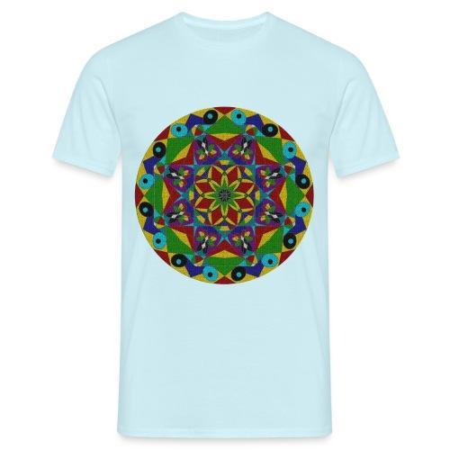T-Shirt Mandala design - Men's T-Shirt