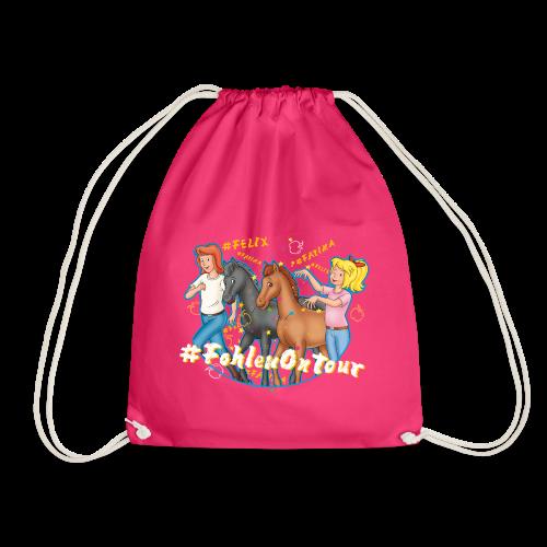 Bibi und Tina 'Ponyflüsterer mit Fatima und Felix' - Turnbeutel