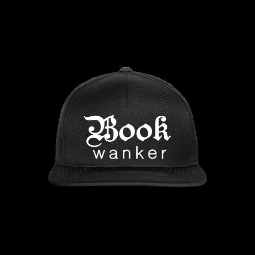 Book Wanker Cap - Snapback Cap