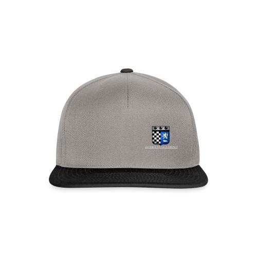 Black Snapback Cap - Snapback Cap