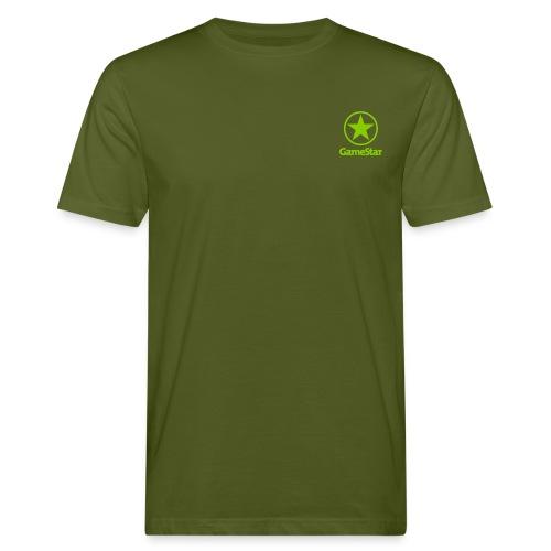 GameStar Bio-T-Shirt - Männer Bio-T-Shirt
