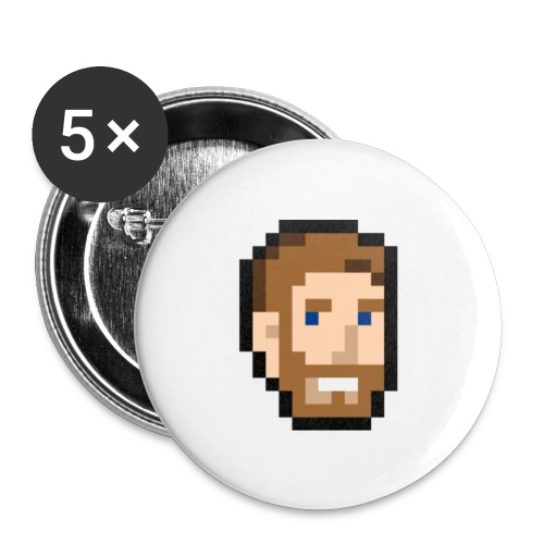 MitsuPins - Badge petit 25 mm