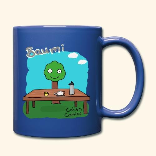 Baumi Becher - Tee für alle! *bunt* - Tasse einfarbig