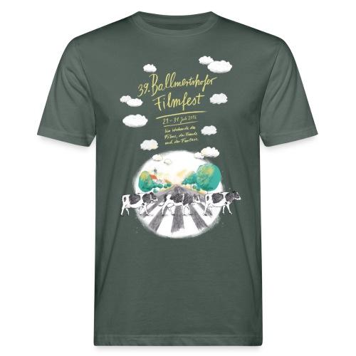 Männer Bio-T-Shirt 2016 dunkel - Männer Bio-T-Shirt
