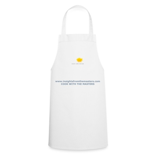 'insights' APRON - Cooking Apron