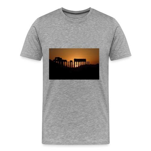 limited edition chaos sunset - Camiseta premium hombre