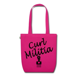 EarthPositive Tote Bag Curl Militia - EarthPositive Tote Bag
