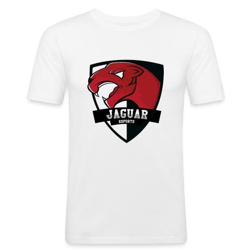Original Jaguar Esports Mens Slim Fit Tee - Men's Slim Fit T-Shirt