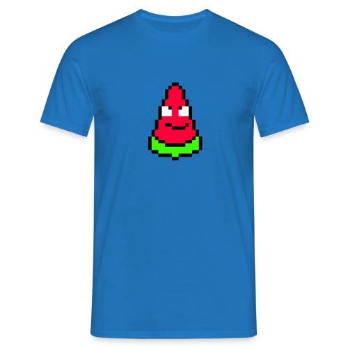 Courgette - Bleu - T-shirt Homme