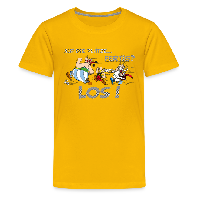Asterix & Obelix: Auf die Plätze... Fertig? Los!