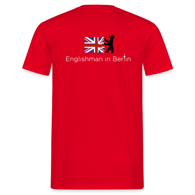 Englishmann in Berlin - Robert